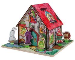 La maison de sorcières