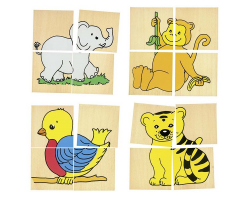 Karemo 6 animaux