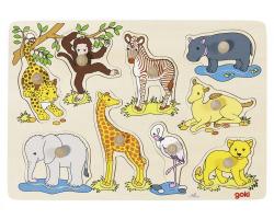 Bébés animaux d'Afrique