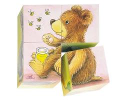 Cube bébés animaux