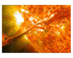 Filament solaire